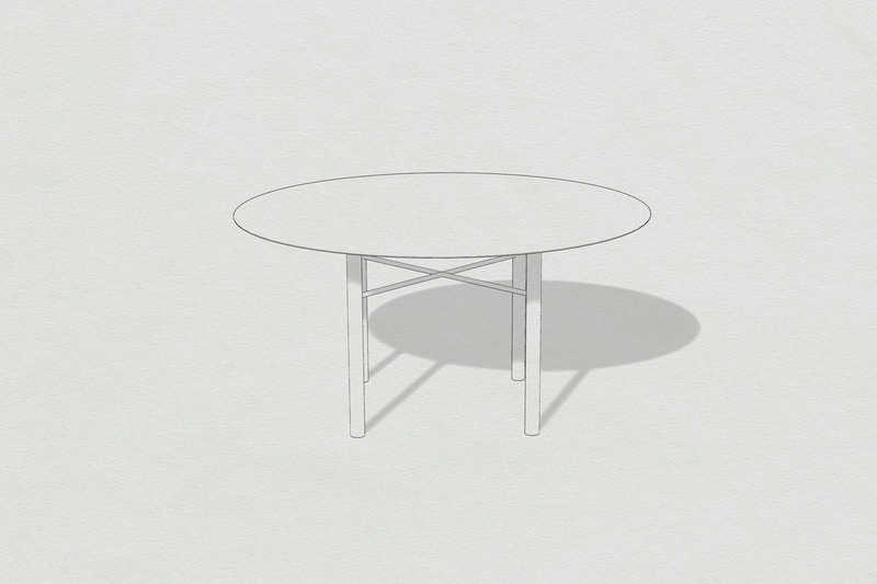 Bendon Dining Table - Christian Watson furniture