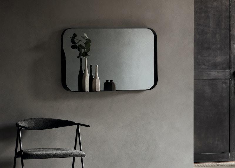 Bennerrly Mirror - Horizontal Bennerly Mirror - Christian Watson Furniture