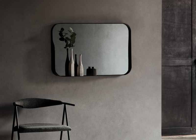 Bennerly Mirror - Christian Watsons Bennerly Mirror - Metal Mirror