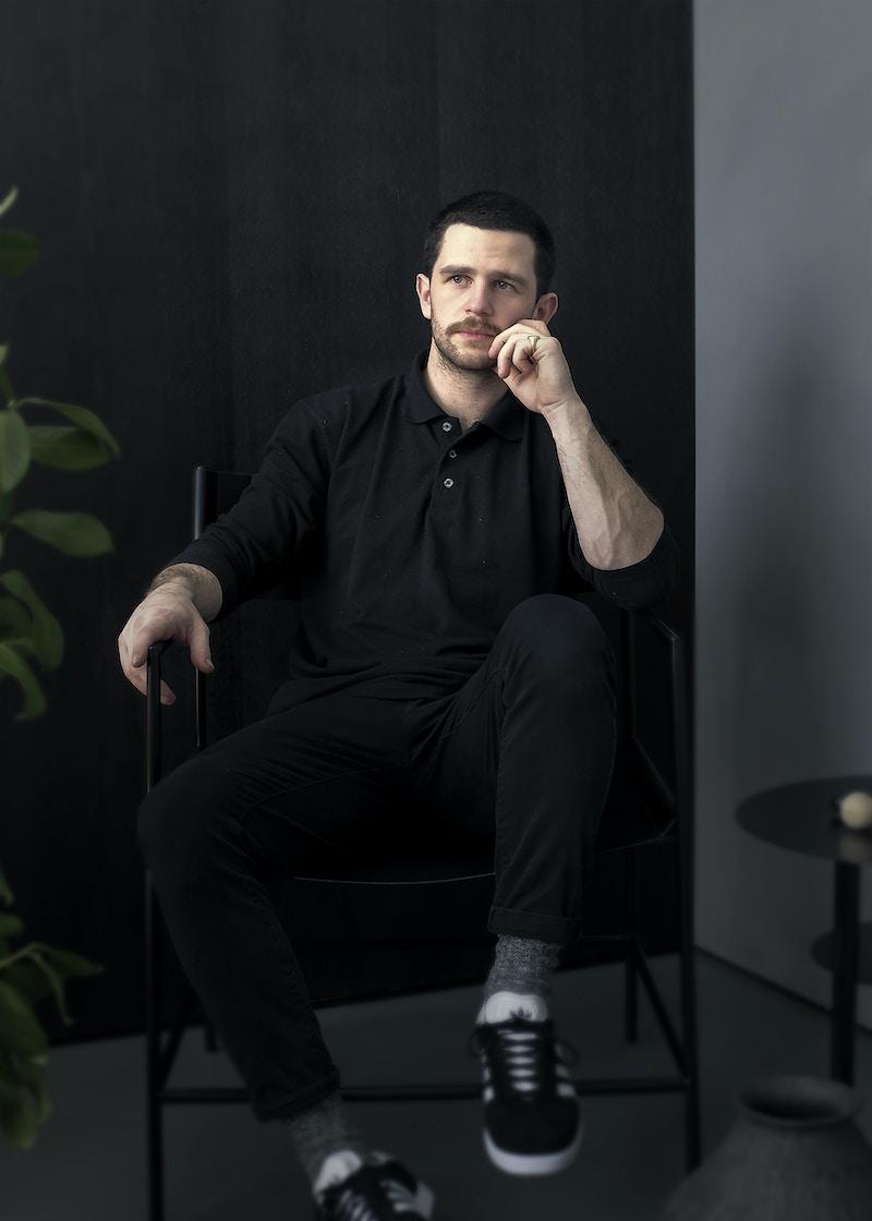 Portrait of Christian Watson - Christian Watson Photo