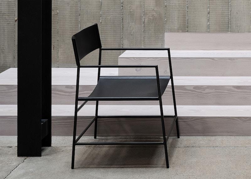 Allingham Armchair - Leather Armchair - Christian Watson Furniture