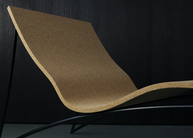 Lounger - Severus Lounger - Chaise Longue - Cork
