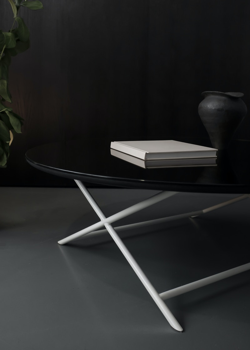 Coffee Table - Summers Coffee Table - Mirror Tabletop
