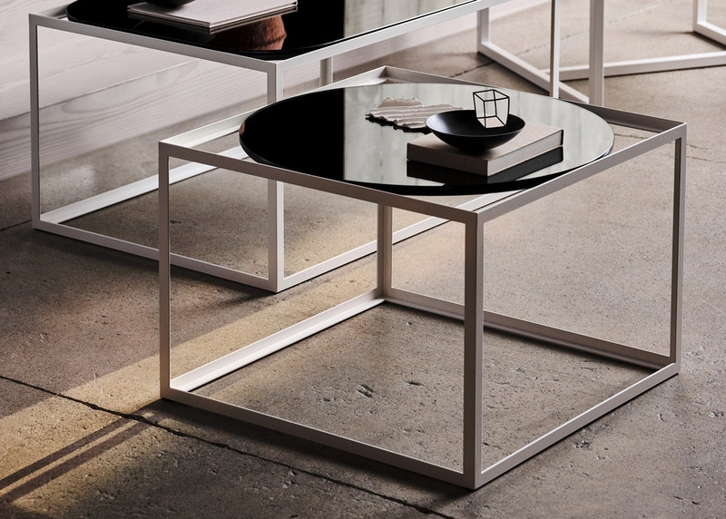 Bainbridge Coffee Table - Christian Watson Bainbridge Coffee Table - Metal Table