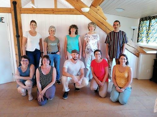 Equipe enseignante Chrysalide rentrée 2020