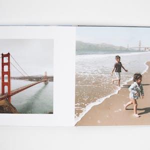 Road Trip Travel Photo Book