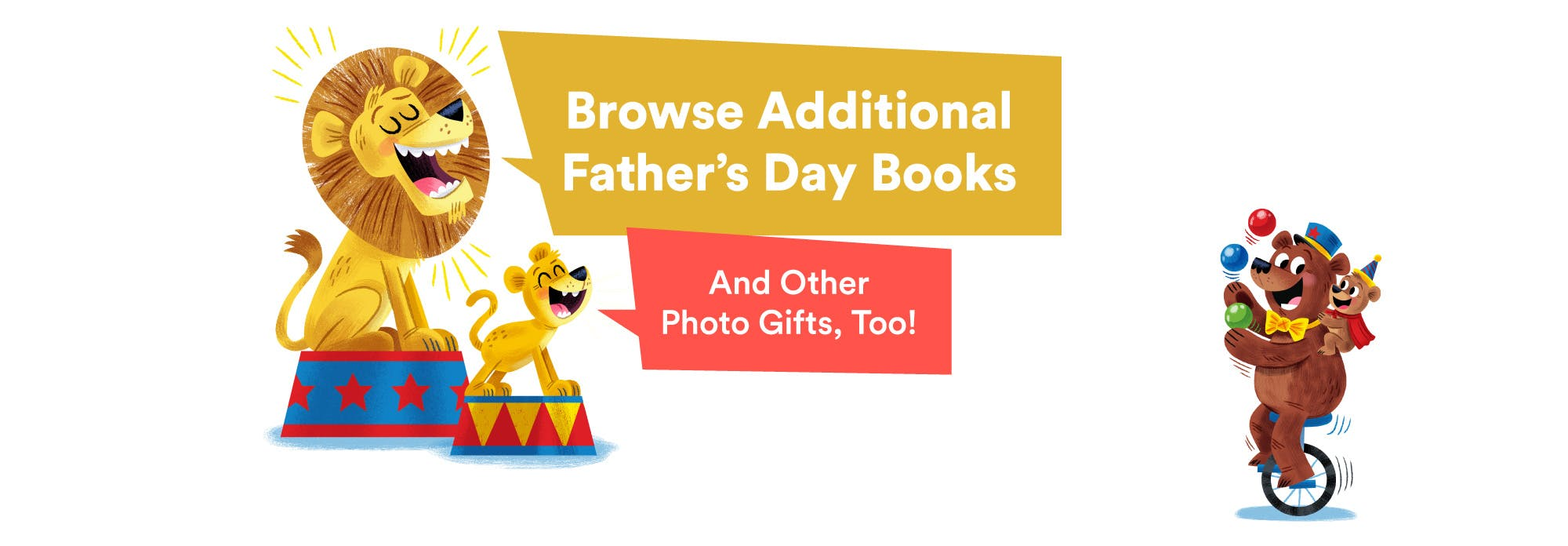 Browse additional Father's Day Photo Gifts