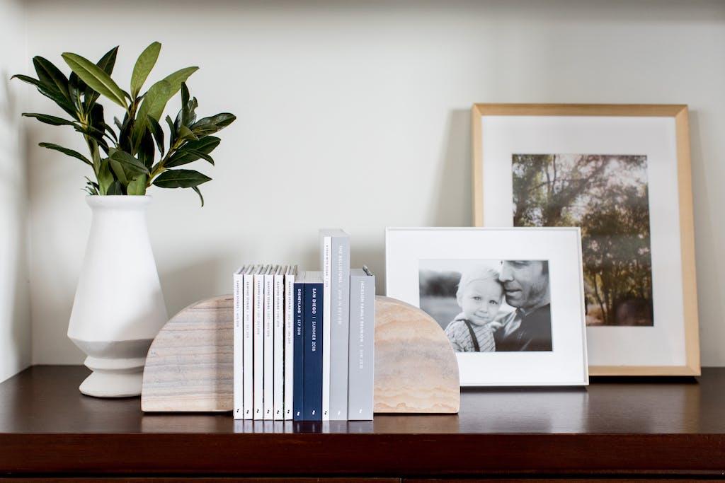How to Display Family Photos Tastefully