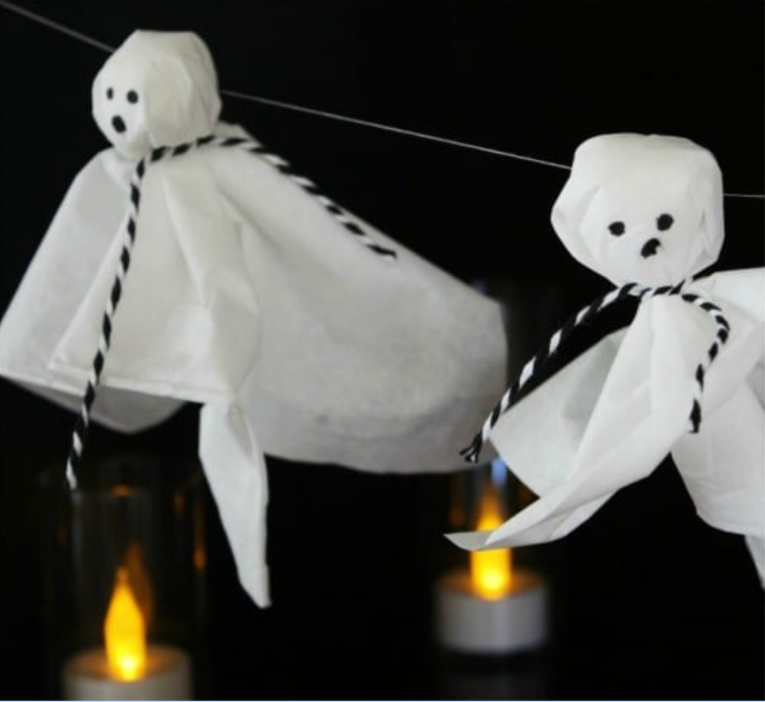 Easy Diy Halloween Decorations Cheap Homemade Halloween Decor Chatbooks