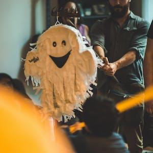 ghost pinata