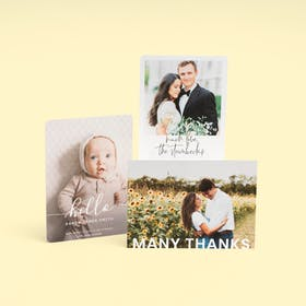Custom Photo Cards gift