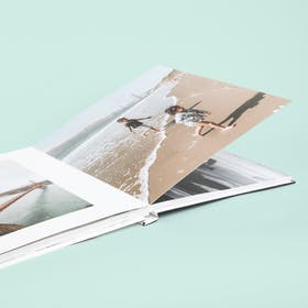 Premium Layflat Photo Book