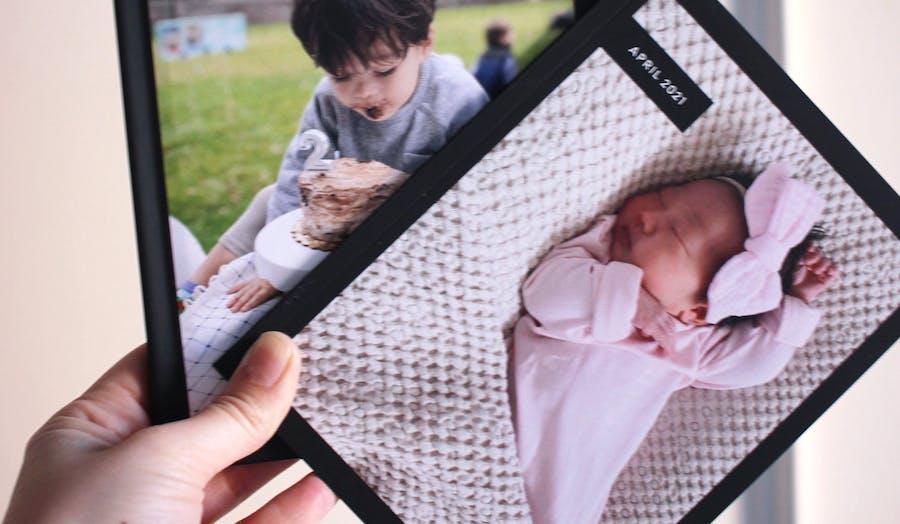 baby Monthbook