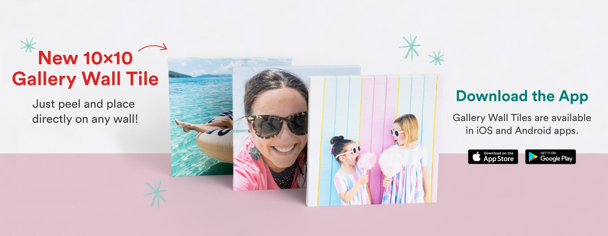Chatbooks Canvas Photo Tiles