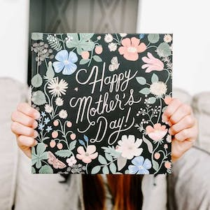 Happy Mother's Day Rifle Cover