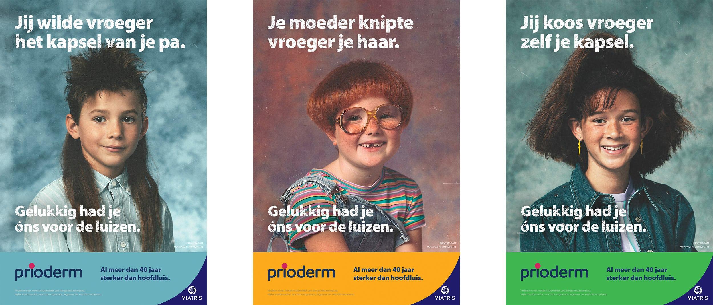 Prioderm - Viatris: Chunk Creative Agency - Amsterdam | London