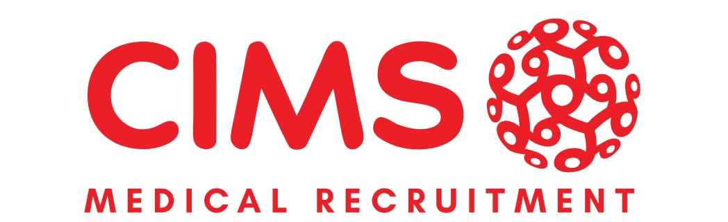 CIMS Medical Recruitment Logo