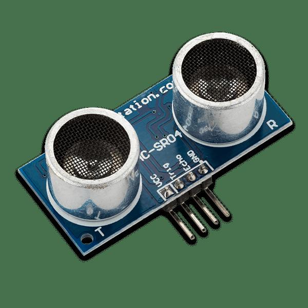 HC-SR04 Ultrasonic Sensor - component image 1
