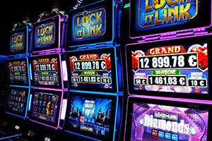 Brazil slot machine