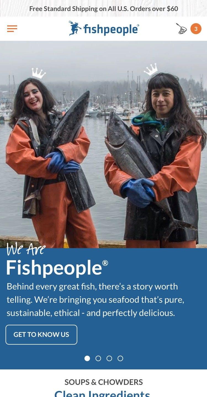 Fishpeople - Mobile