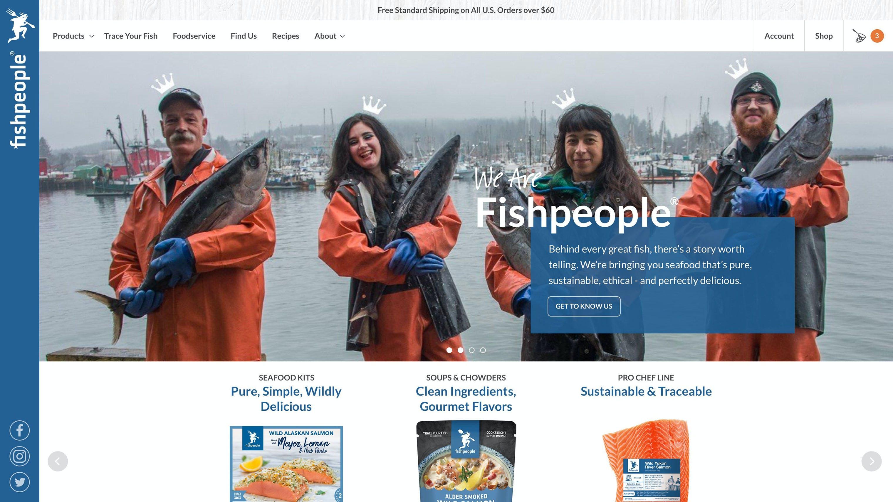 Fishpeople Video Demo
