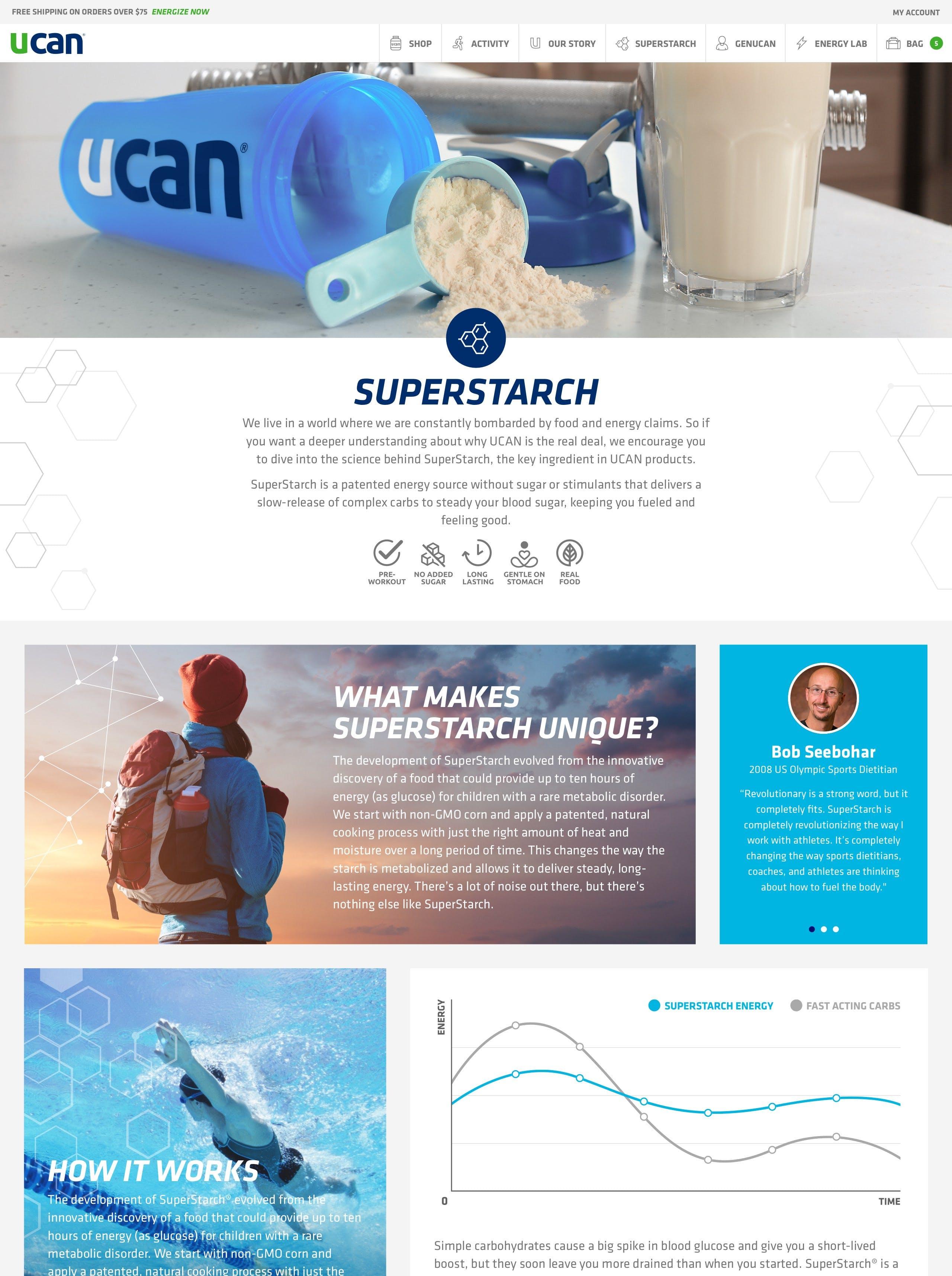UCAN - Superstarch
