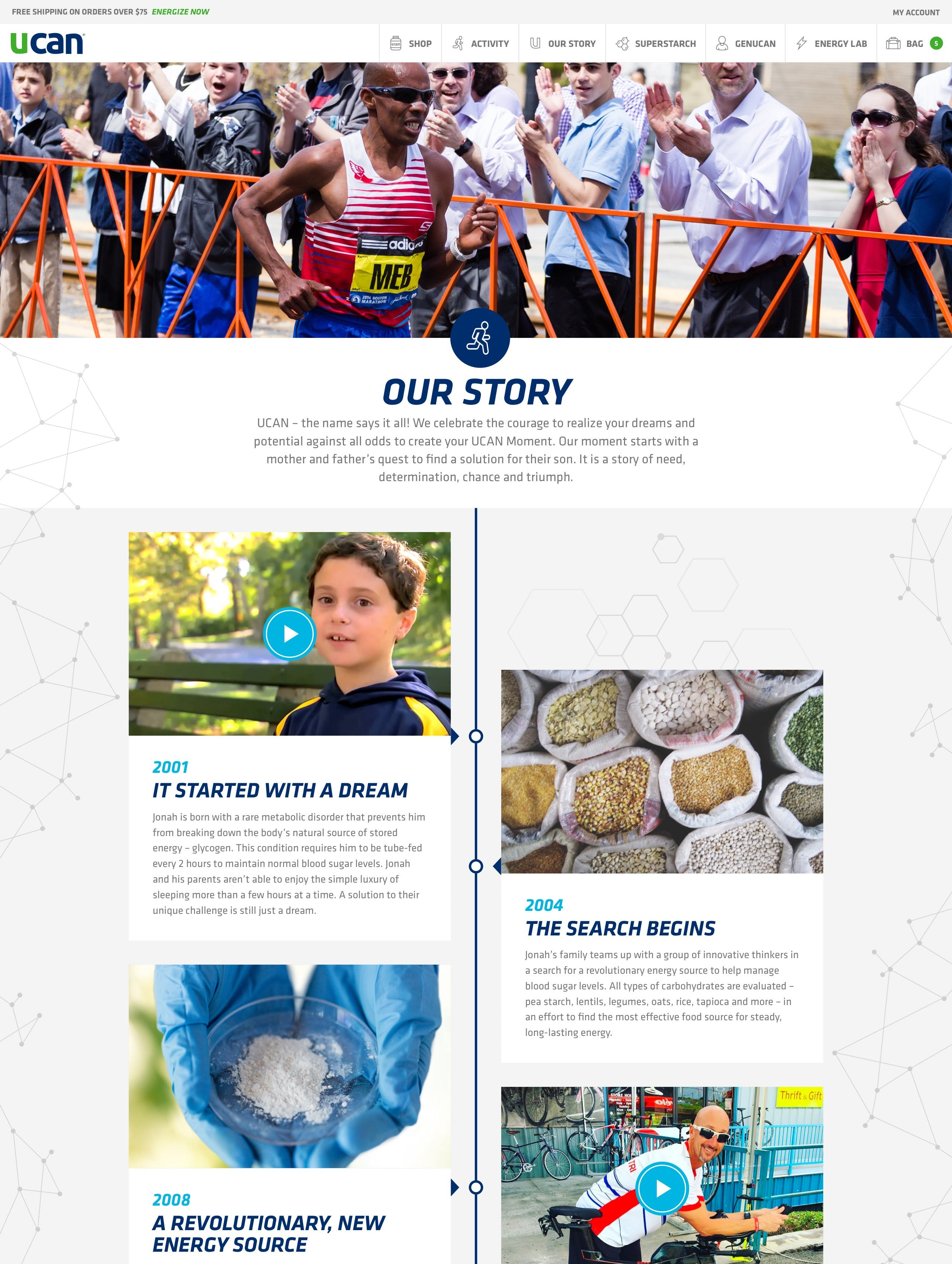 UCAN - Our Story