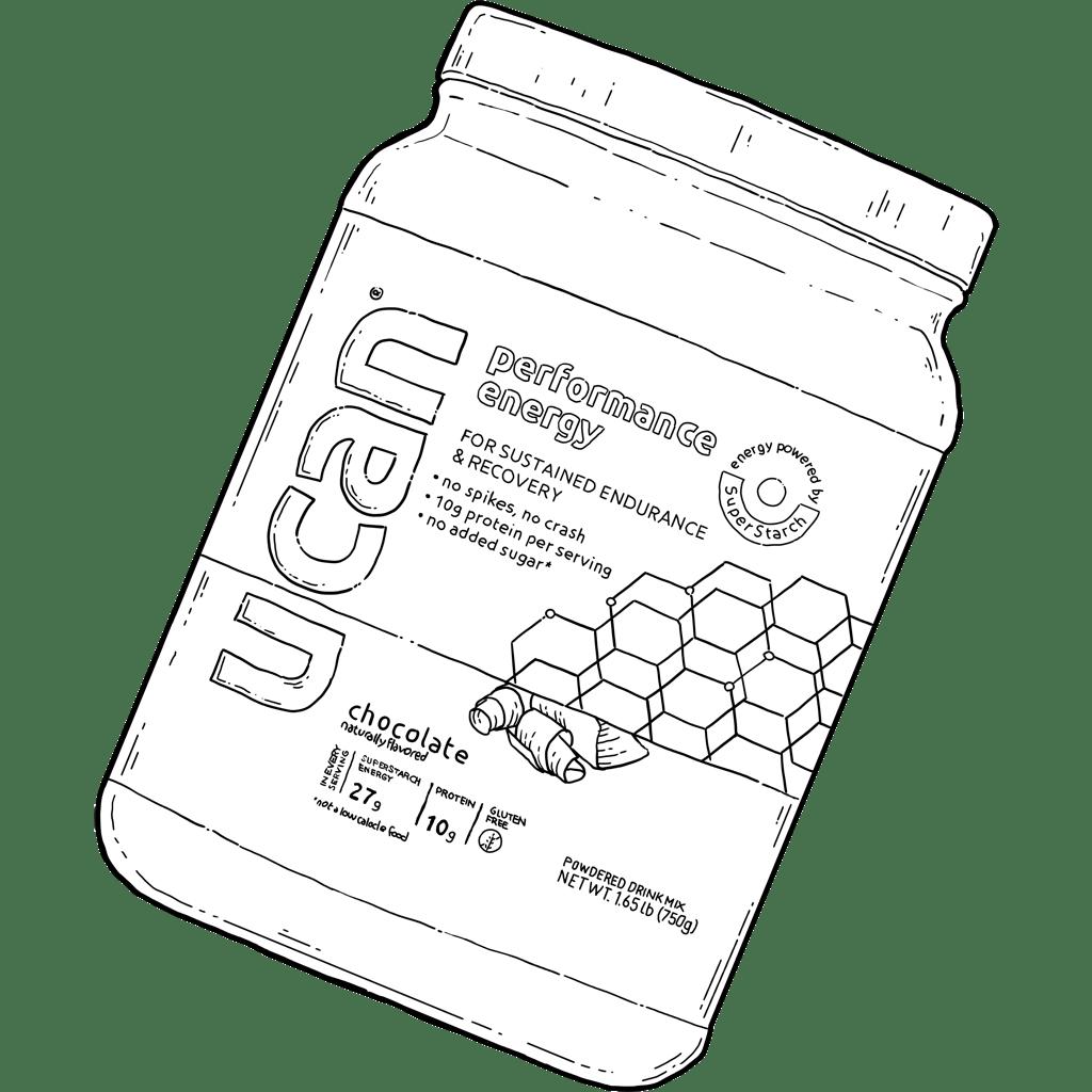 UCAN - Floating Illustration
