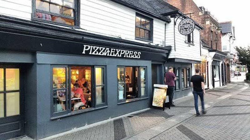PizzaExpress to close 67 of its restaurants in the UK