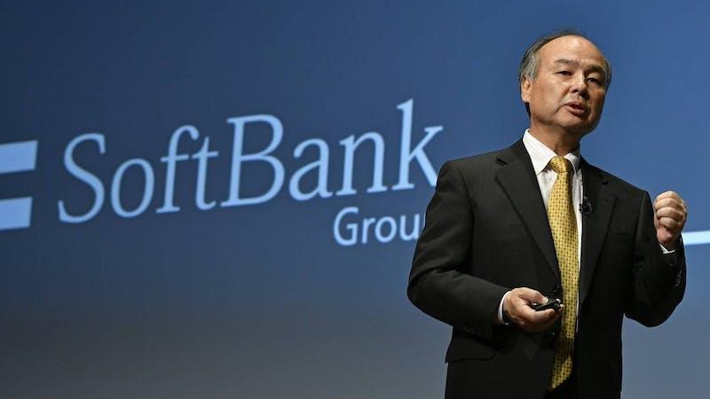 Masayoshi Son, the CEO of Japanese multinational company, SoftBank Group