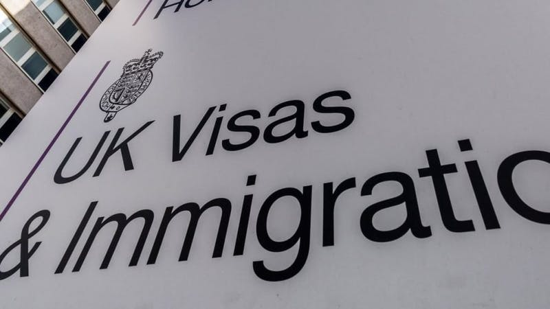 Office of the UK immigration