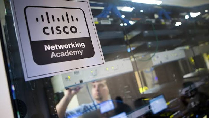 Cisco is a top brand known for it's networking services. This company takes good care of it's over 30,000 employees