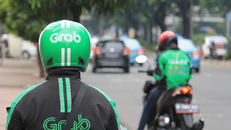 Riders of Singapore-based ride-hailing company, Grab