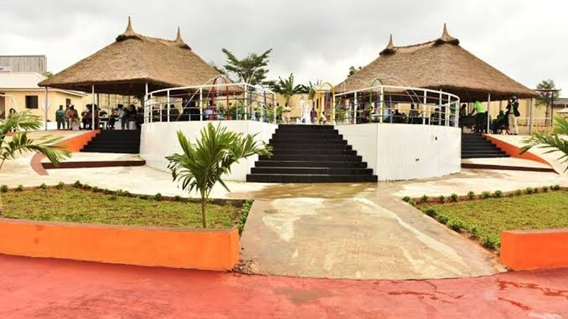 Lagos State Government reopens Dr Abayomi Finnih park and Ndubuisi Kanu Park after lockdown