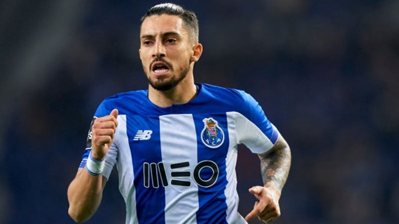 Manchester United is hoping to sign Alex Telles from Porto before the end of the transfer window