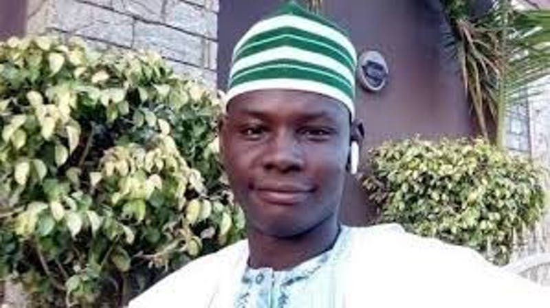 Yahaya Shariff-Aminu, a musician in Kano state who was sentenced to death by hanging for blasphemy against prophet Mohammed