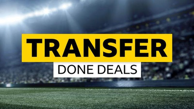 Latest and up to date transfer deadline-day done deals