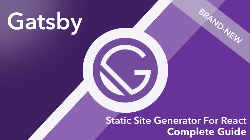 Gatsby is an open-source Static Site Generator For React projects