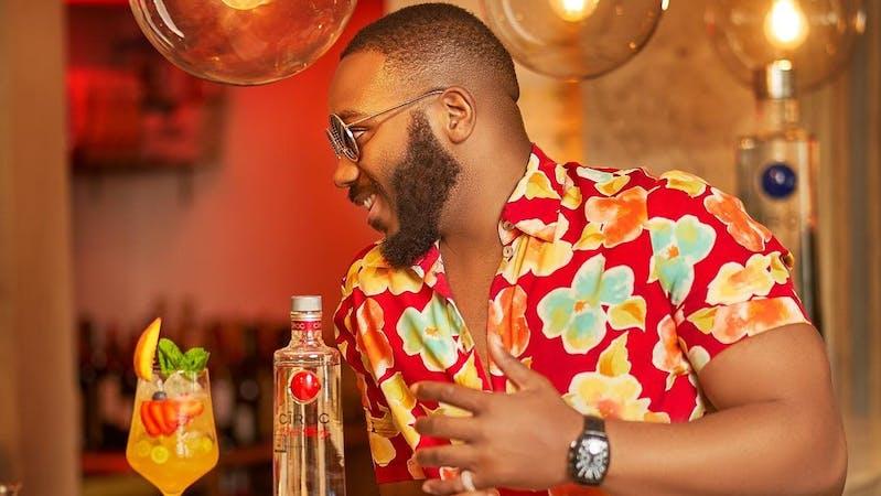 BBNaija Kiddwaya becomes the newest face of Ciroc Vodka