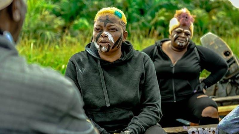 Funke Akindele film, Omo Ghetto: the saga