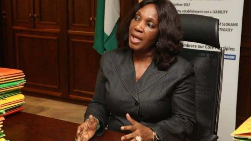Joy Nunieh, acting managing director of NDDC