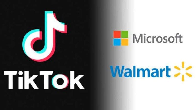 Walmart Inc to partner with Microsoft in its bid for the video app owned by ByteDance, TikTok
