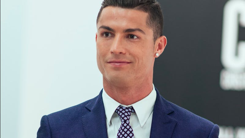 Cristiano Ronaldo is the second richest footballers in the world