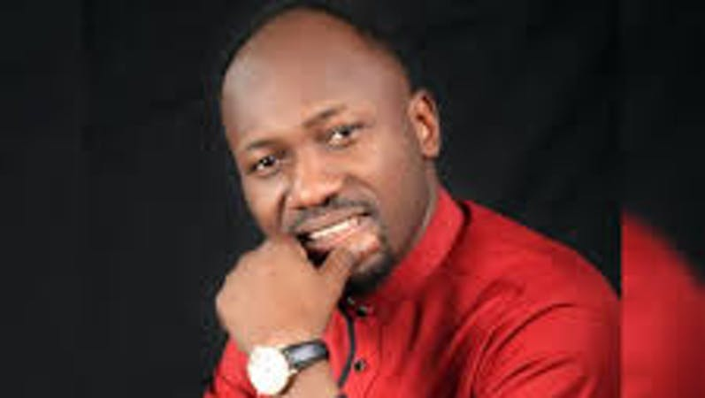Apostle Johnson Suleman of Omega Fire Ministries
