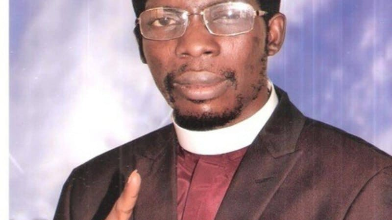 Apostle Okikijesu, general overseer of the Christ Apostolic Miracle Ministry.