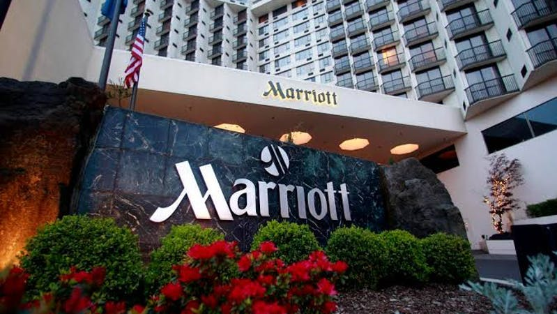 A branch of Marriot International inc. An American multinational hospitality company