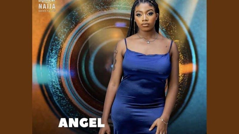BBNaija 2021 housemate, Angel Agnes Smith.