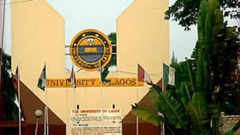 University of Lagos (UNILAG) building complex