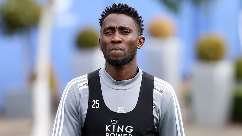 Wilfred Ndidi has returned to Leicester City'straining after two months of injury