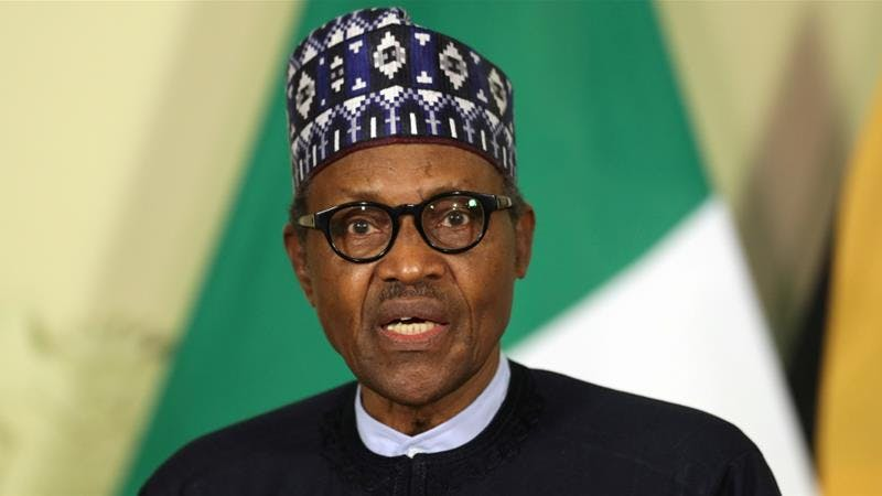 The President of Nigeria Mohammadu Buhari says he expects the country's economy to return to normal